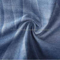 N - Cotton Polyester Spandex Dyeing Twill Drill Denim Fabric in Vietnam