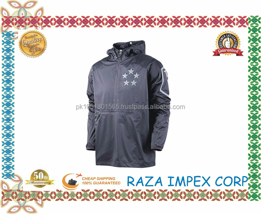 OEM 100% Polyester Jersey Zip up Long Sleeve Longline Wholesale Blank Zipper up Hoodies