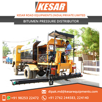 Truck Mounted Bitumen Pressure Distributor with Best Specification