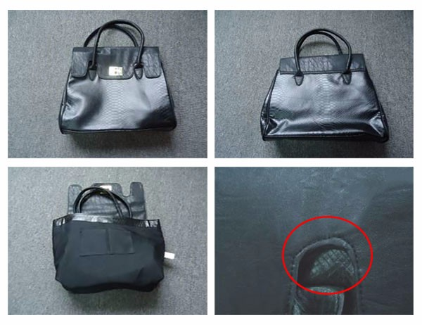 Inspection Service in Fujian / Handbag Pre-Shipment Quality Inspection in Xiamen / Quanzhou / Fuzhou