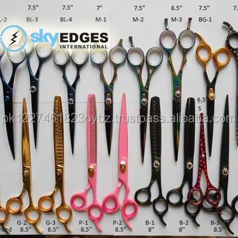 New design Professional Hair Cutting Scissors / Barber Shears / Hairdressing Scissors