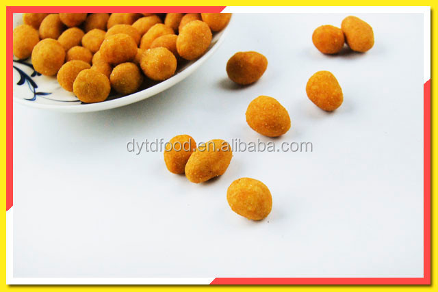 No Complain Delicious Shandong Coated Peanut For Sale