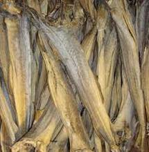 100% Dry Stock Fish From Norway