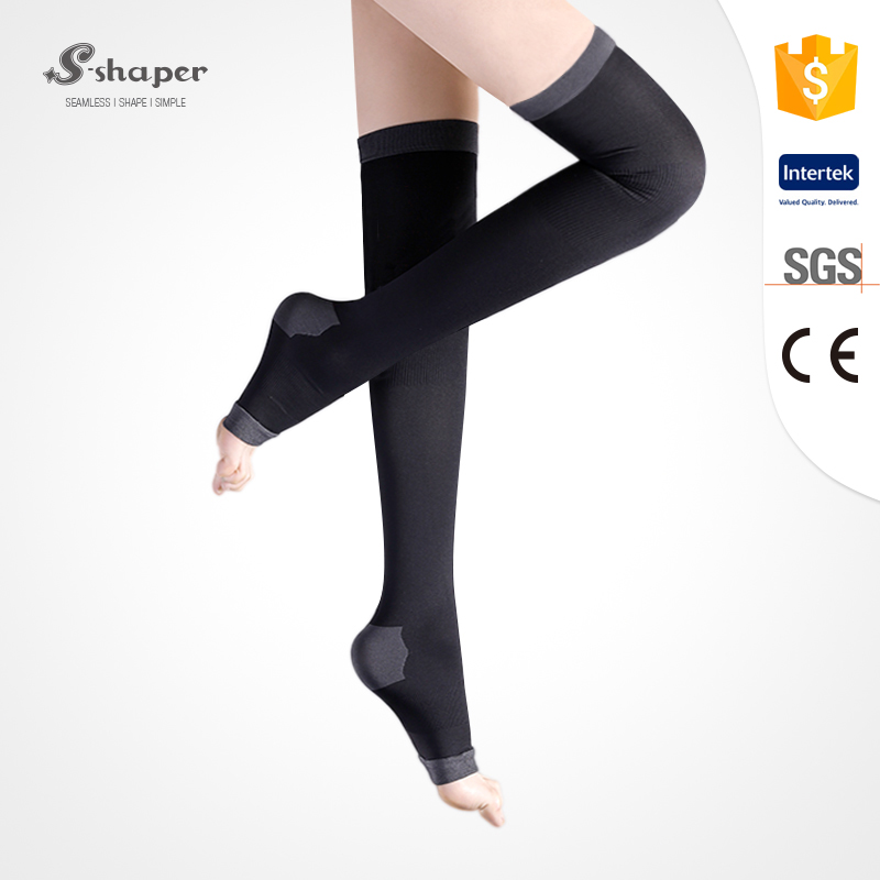 S-SHAPER Fat Burning Leg Slimming Compression Sleep Socks