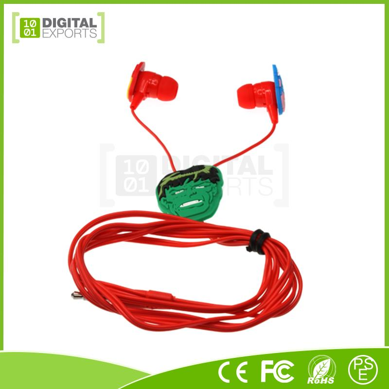 flashing headphone, stereo headphones, light up headphone cable