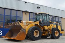 Used Cat wheel loader 966G from USA cat 966g, 0086 1502651876