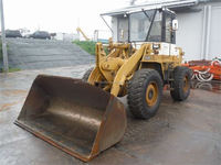Used TCM 820 /830 Wheel Loader Japan Used TCM Wheel Loader 830 /850 front end loader for sale
