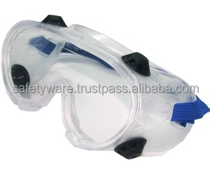 SAFETYWARE Comfi Chemical Splash Goggle