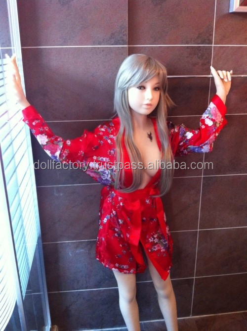 145cm lifelike sex doll with skeleton and artificial vagina with flat breast Japanese real silicone flat-chested sex doll