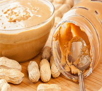 hot sale high quality organic peanut butter