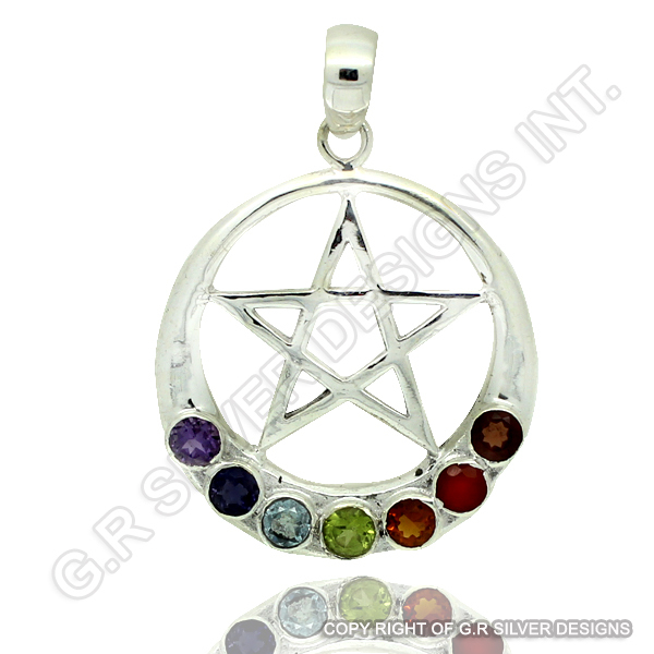 multi colored stone pendants,sterling silver star pendant necklace,wholesale pendant jewelry supplies