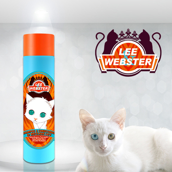 LEE&WEBSTER SHAMPOO & CONDITIONER FOR WHITE-HAIR CATS