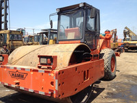 20 ton used road roller/ compactor with single drum for sale HAMM 2520D double drive
