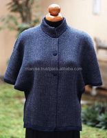 ALPACA WOOL CAPE