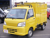 Popular and Right hand drive used 4x4 mini trucks HIJET TRUCK 2005 NOODLE CAR with Good Condition made in Japan