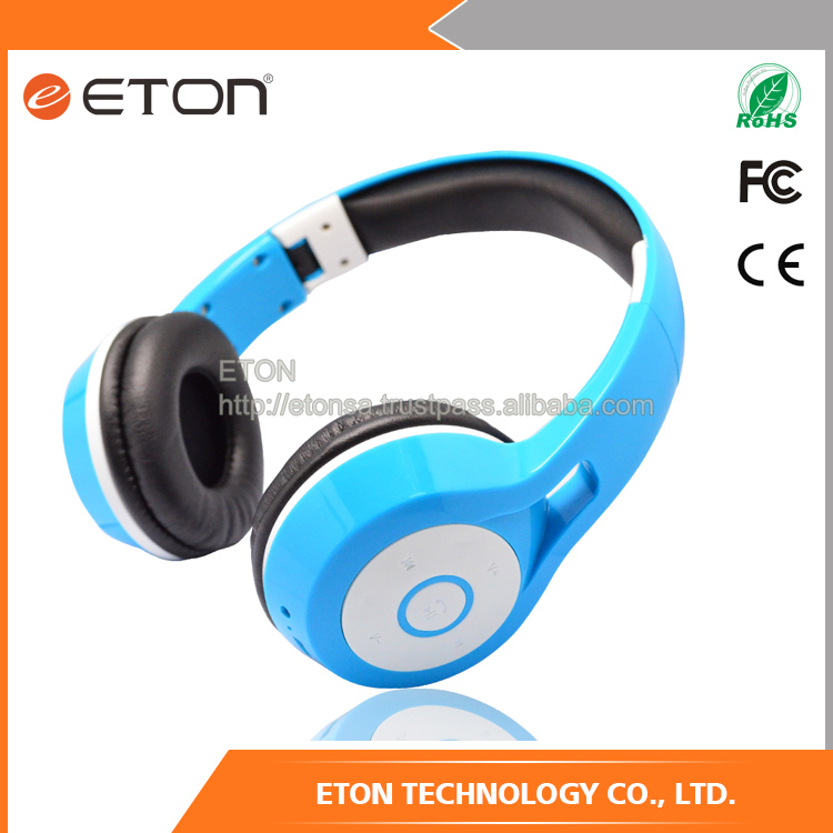 new design convenient fashion folding bluetooth headphone buy from China