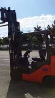 TOYOTA Used FORKLIFT 6500 Lbs GPL 2010 Side Shift