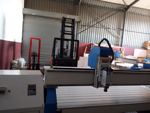 Industrial 380V Alluminum Clampable Woodworking machine/cnc router 2030A