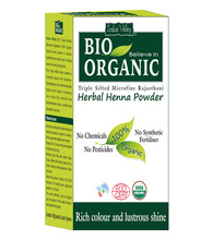 Bio Organic indigo herbal henna powder