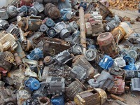 Good Quality Used Electric Motor Scrap for sale