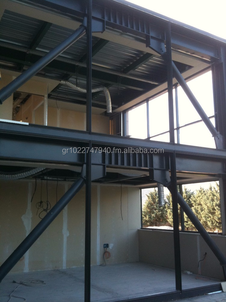 Prefabricated high quality steel structure