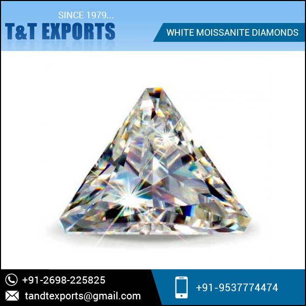 Natural High Quality Moissanite Diamond for Jewelry use