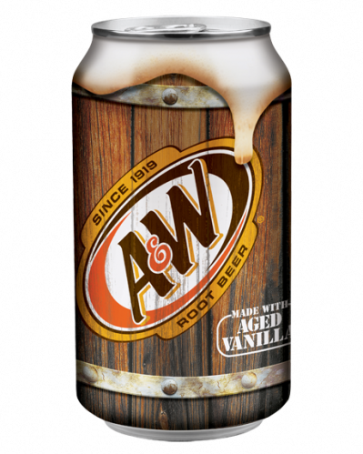 AW Root Beer 355ml
