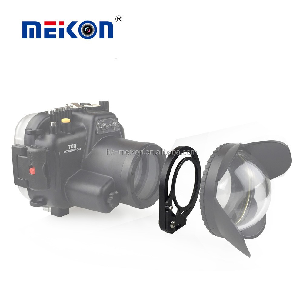 Meikon diameter M67 thread mount adaptor camera accessories 67mm Thread Mount Adaptor for Canon S100/120/ Sony RX100