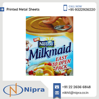 Printed Tinplate Sheet For Canned Food