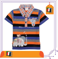 Wholesale Mens 100 Cotton Yarn Dyed Cheap Price With Custom Logo Embroidery Polo T-Shirt.
