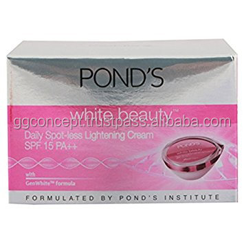 Ponds White Beauty Day Cream For All Skin Types SPF15PA 50g