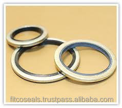 NBR TCM Rubber Bonded Double Lip Oil Seal
