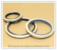NBR TCM Rubber Bonded Double Lip Oil Seal