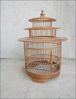 Top supplier Hanging Bamboo Pet House - Bird Cages