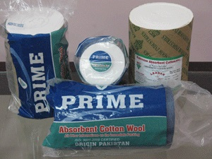 Absorbent Cotton Wool (BPC)