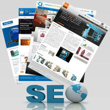 B2B Website Design & Development for Electronices with Web Hosting