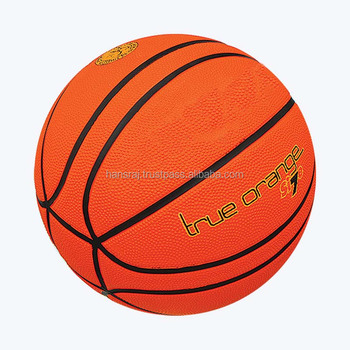 Rubber Basket Ball Custom size