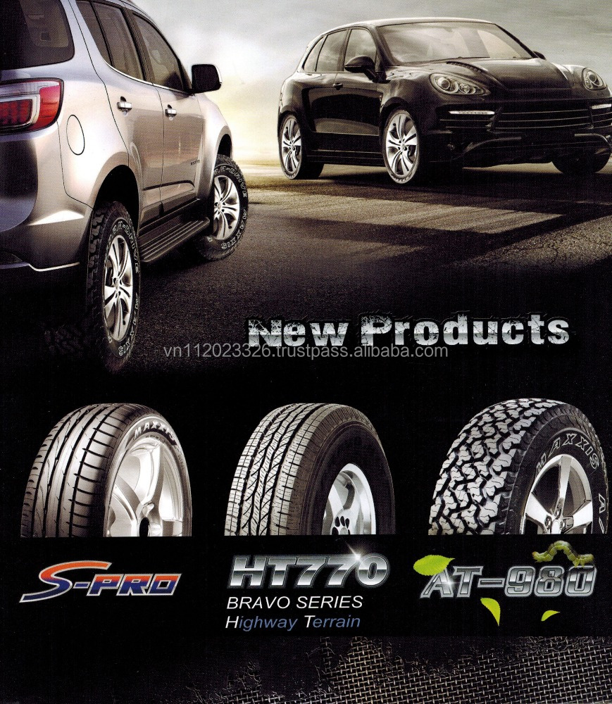Maxxis Tire Made in Thailand Light Truck Tire 185R14C UE168N Steel Radial LTR 4x4 car Tubeless