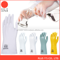Solvent-resistant silicon gloves tnitrile exam gloves Made in Japan