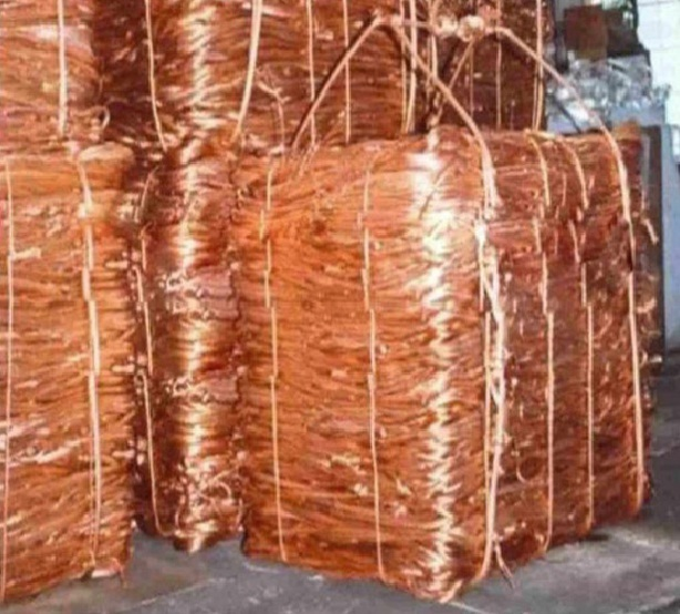 copper wire scrap 99.99% at factory price