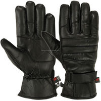 Men Leather Capacities Touch Screen Gloves Smart phone Dress Gloves for Touch Screen I phone Android Tablet by EURO...