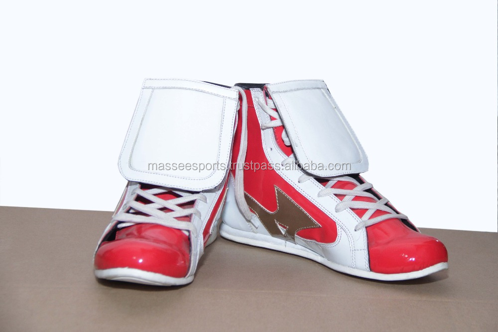Hot selling wrestling boots original design boxing shoes