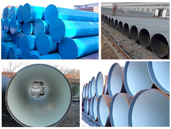 Water Tank Food Grade Non Toxic Pipeline Paint Epoxy Paint