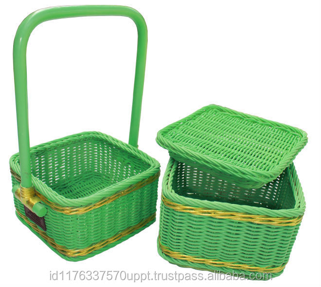 Square Hamper
