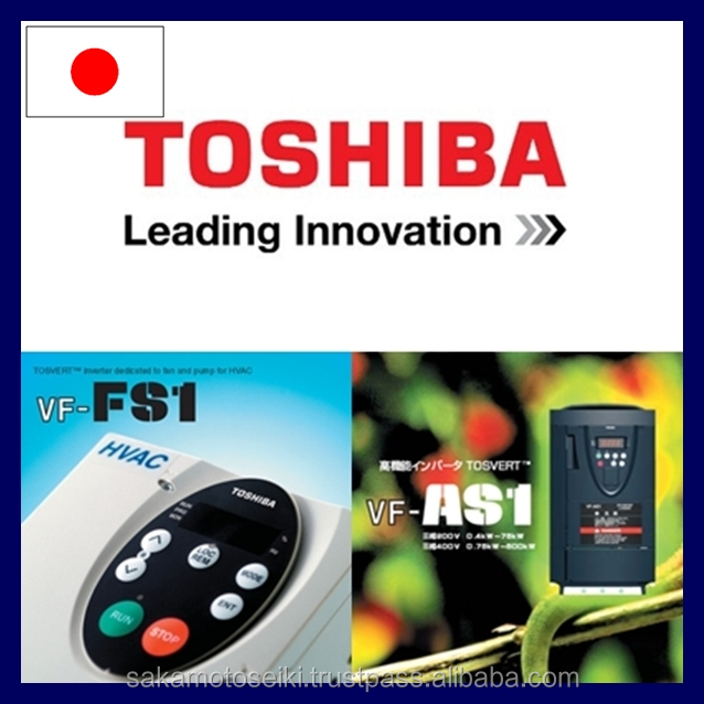 High quality and ENERGY SAVING variable frequency inverter TOSHIBA INVERTER at reasonable prices