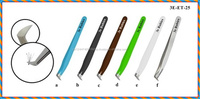 high quality Tweezers Lashes Pro Straight/Curved/Angled 15 Degree & 45 Degree/X-