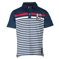Yarn Dyed Polo Tshirt Mens