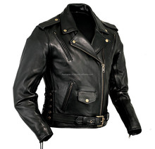 Perfecto Brando Jacket Style New Motorcycle Biker Jacket, Vintage Biker Motorcycle Classic Leather Jacket, Men Rider Jacket