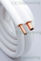 Insulation pipe kits Air con copper bar K M L sizes metal alloy insulated pancake competitive price