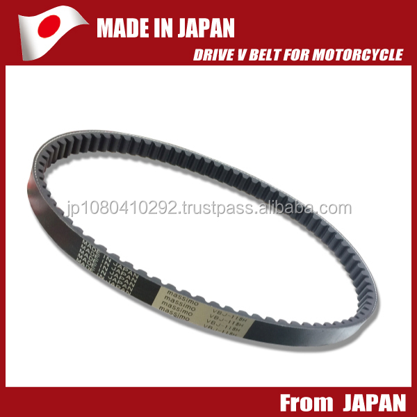 Japanese and Reliable for HONDA VISION110(JF31) V-belt for motorcycle